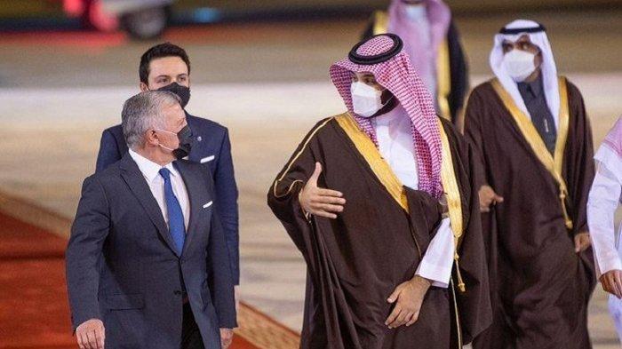 Dunia Arab dan Internasional Dukung Raja Jordania, Sejumlah Tokoh Senior Ditangkap