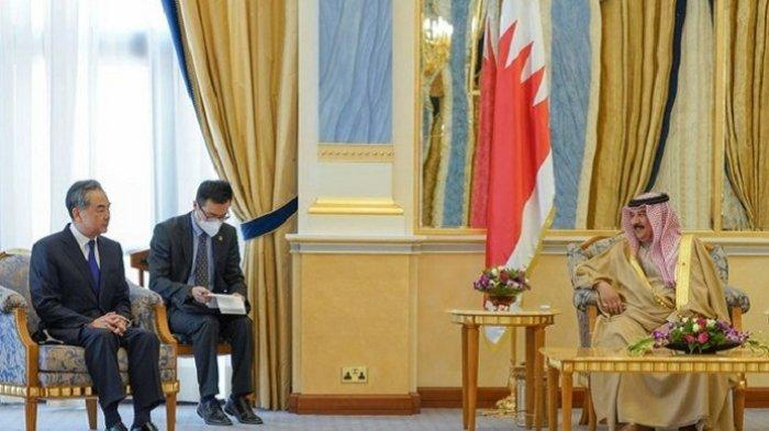 Raja Bahrain Bangga Membuka Hubungan Bersejarah dengan Tiongkok