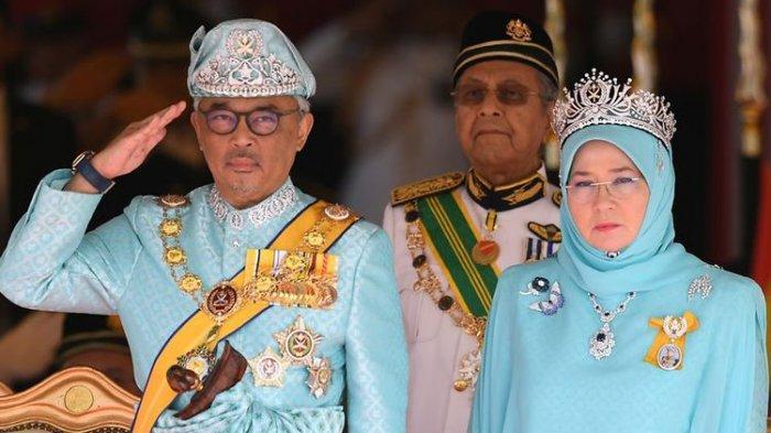 Raja Malaysia Minta Perdana Menteri Muhyiddin Yassin Segera Mundur