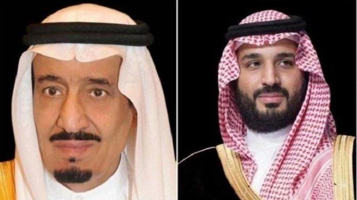 Raja Salman dan Putra Mahkota Menyampaikan Selamat Idul FItri 1442 ke Umat Islam di Seluruh Dunia