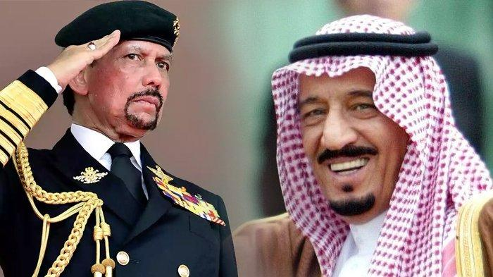 Lebih Kaya dari Raja Arab Saudi, Ini Ini 5 Fakta Sultan Hassanal Bolkiah Penguasa Brunei Darussalam