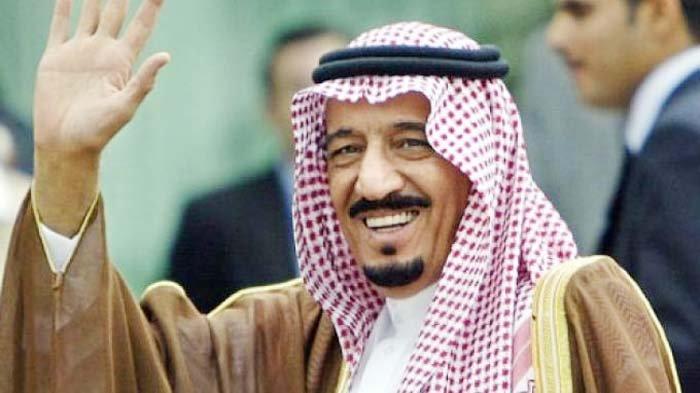 Raja Salman dari Arab Saudi Mengucapkan Selamat Hari Raya Idul Fitri