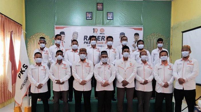 Rakerda PKS Rekomendasi 9Bakal Calon Bupati Nagan Raya, Ini Nama-namanya