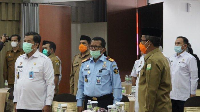 Kakanwil Kemenkumham Serahkan Penghargaan kepada Gubernur Aceh Hingga Pemkab/Pemko, Ini Data Lengkap