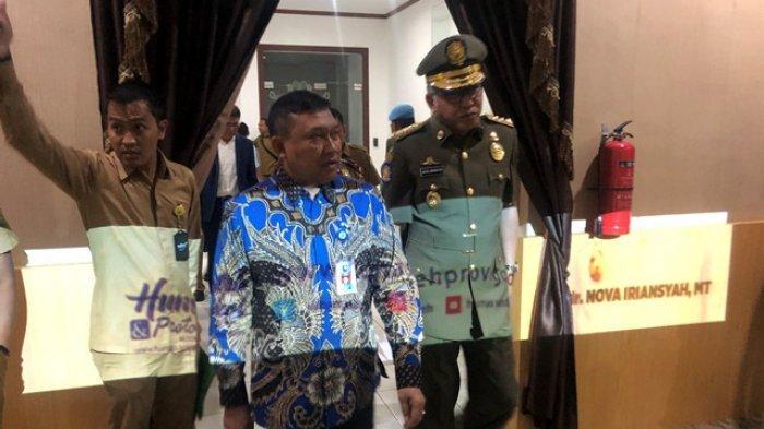 Rakor Kesiapan Pemilu di Kantor Gubernur Aceh, Dirjen Politik Hingga Komisioner KPU Hadir