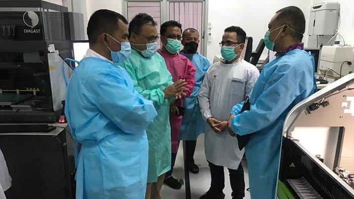 PMI Aceh Rakor dengan PMI Banda Aceh Membahas Terapi Plasma Konvalesen untuk Pasien Covid-19