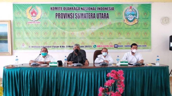Bersamaan dengan Pilkada Serentak 2024, Aceh-Sumut Upayakan PON Diundur 2025