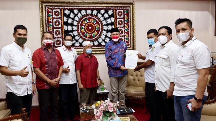 Rakor PON Aceh-Sumut 2024 Digelar di Sabang, Gubernur Minta Peserta Dirapid Antigen