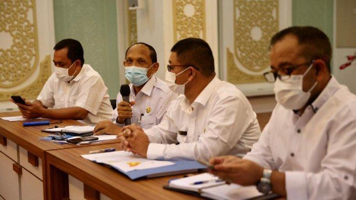 Kepala SKPA Berkumpul di Kantor Gubernur Aceh,Ternyata Rapat Bahas Ini