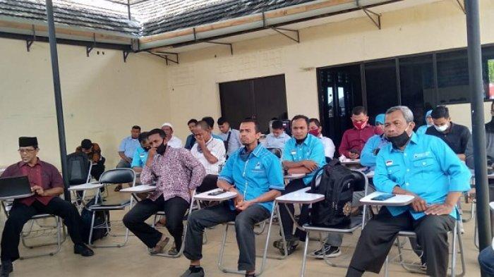 Partai Gelora Aceh Gelar Rakorwil, Targetkan Dapat Satu Fraksi di DPRA pada Pemilu 2024