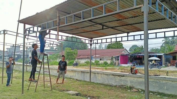 Semarakan Musabaqah Pramuka Tingkat Provinsi Aceh, HIPMI Aceh Singkil Gelar Ramadhan Fair