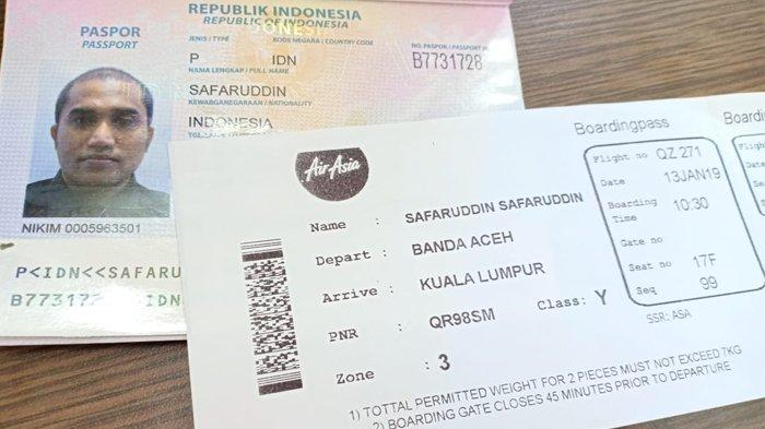 Harga Tiket Pesawat Turun, Warga Aceh Tetap Pilih Terbang ke Jakarta via Kuala Lumpur, Ini Alasannya