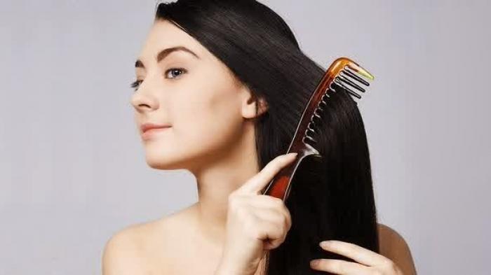 Cara Mudah dan Alami Meluruskan Rambut, Pakai Lidah Buaya Hingga Buah Pisang