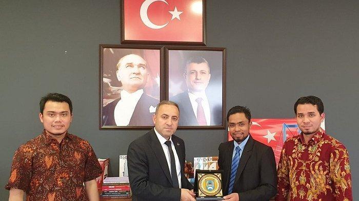 Putra Aceh Fasilitasi 'Randang Minang' Masuk Turki, Begini Kiatnya Tembus Pasar Internasional