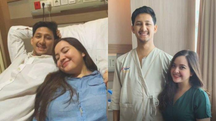 Randi Bachtiar Akhirnya Sembuh dari Kanker, Tasya Kamila Ungkap Perjuangan Sang Suami Lawan Kanker