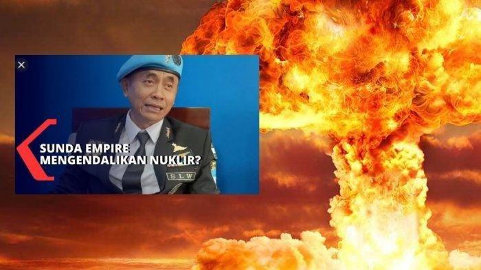 Sunda Empire Sebut Bisa Kendalikan Nuklir, Ini Penampakan Pusat Kendali Nuklirnya, Bikin Kaget!