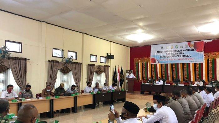 Dukung Investasi UEA, Imigrasi Diminta Buka Kantor di Aceh Singkil