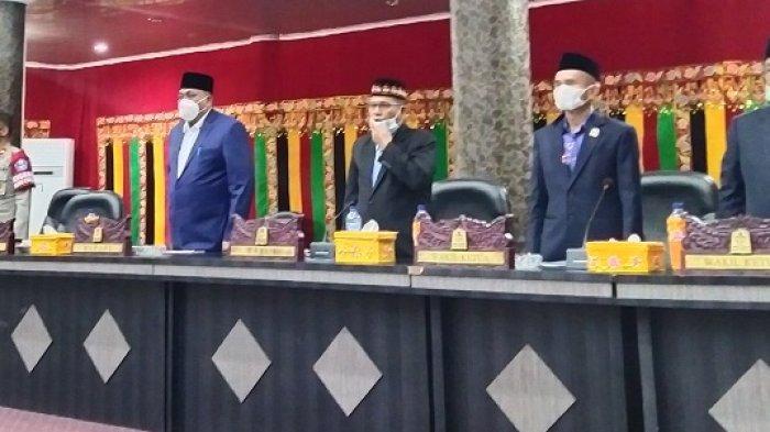 Pembahasan APBK Perubahan Aceh Singkil 2021 Deadlock, Tapi Sekda Merasa Tidak, Alasannya Begini