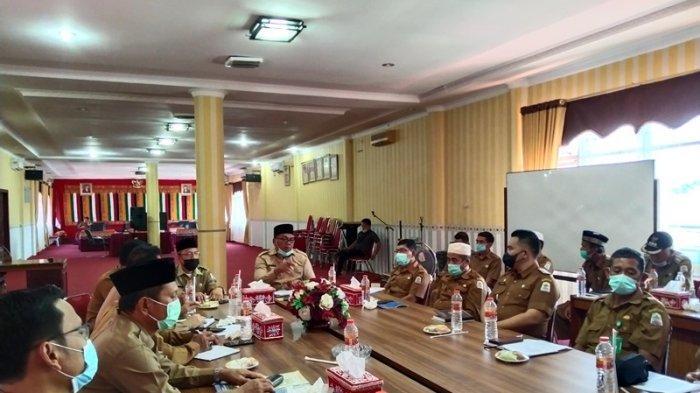 Skenario Pencegahan Penyebaran Corona dalam Pemberlakuan PPKM Mikro di Instansi Pemkab Aceh Singkil