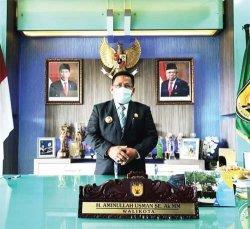 Aminullah: Hari Ini Ketua Apeksi Pusat ke Banda Aceh