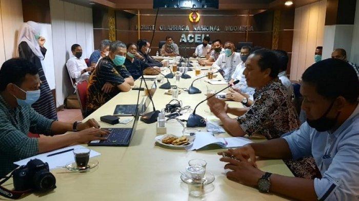 Aceh Segera Presentasikan Kesiapan Sebagai Tuan Rumah PON XXI/2024