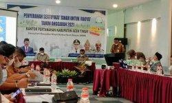 Aceh Timur Dukung Reformasi Agraria