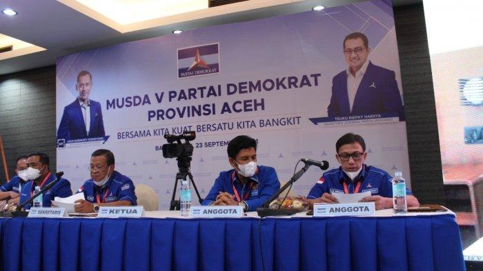 Nasib Nova dan Muslim di Tangan DPP, Partai Demokrat Aceh Diambil Alih BPOKK Pusat