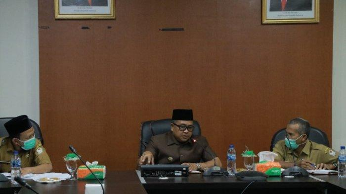 Aceh Barat Peringati HUT Ke-76 RI di Kantor Bupati, Perkantoran Diimbau Agar Dihias & Kibar Bendera
