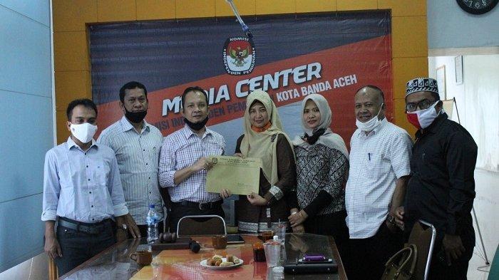 Jumlah Pemilih Berkelanjutan di Banda Aceh 158.499 Orang, Panwaslih Awasi Pemutakhiran Data