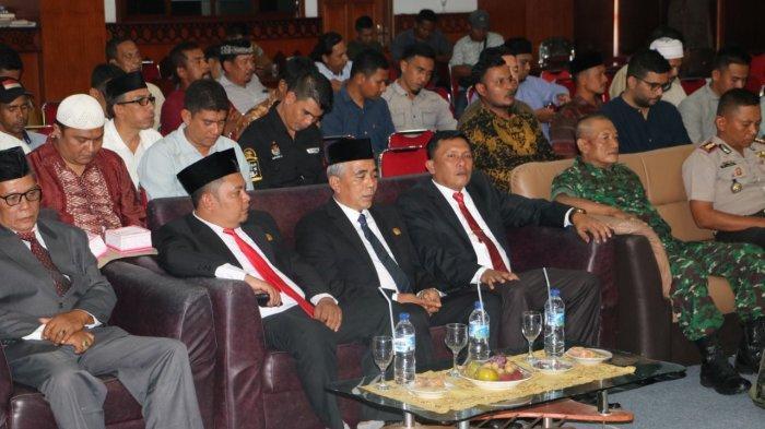 KIP Aceh Jaya Tetapkan Pemenang Pemilu di Aceh Jaya