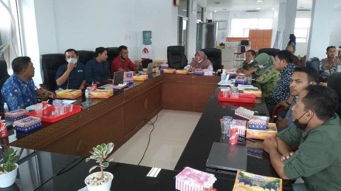 DKP Aceh Bersama Mitra Kerja akan Maksimalkan Patroli Laut, Ini Sasarannya
