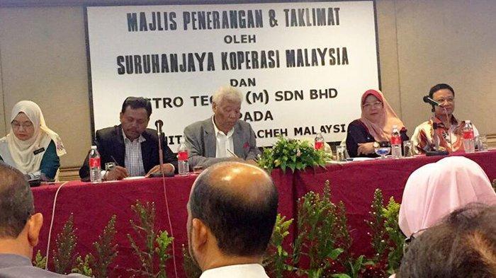 Pemerintah Malaysia Gandeng Kedai Runcit Aceh untuk Mendistribusikan Barang Murah kepada Warga
