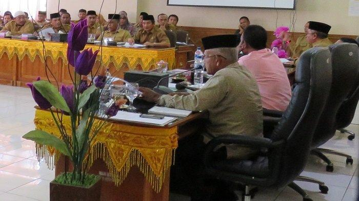 Pemkab Aceh Barat dan DPRK Bahas Otsus 2020 Senilai Rp 117 Miliar