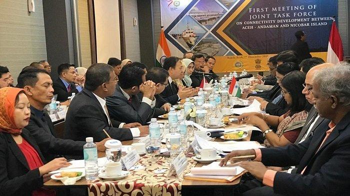 RI dan India sepakat Bangun Konektivitas Aceh–Andaman