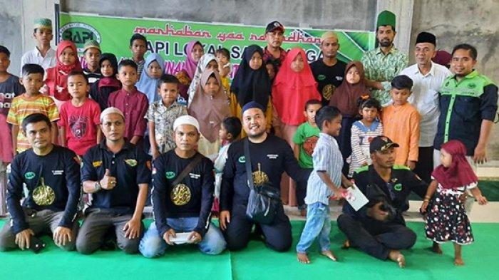 RAPI Samalanga Salurkan Santunan Yatim, Dompet Duafa Dibuka hingga 28 Ramadhan