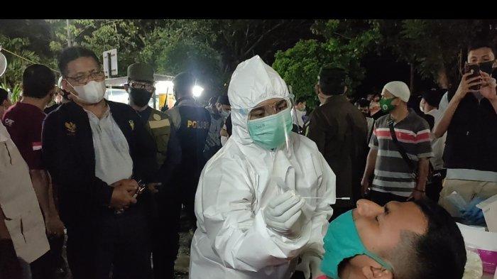Dipimpin Aminullah Usman, Forkopimda Banda Aceh Razia Protkes ke Sejumlah Warung Kopi