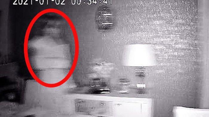 Rasakan Keanehan di Rumah, Pasutri Ini Segera Periksa CCTV Pukul 3 Pagi, Ada Sosok 'Hantu Pengantin'