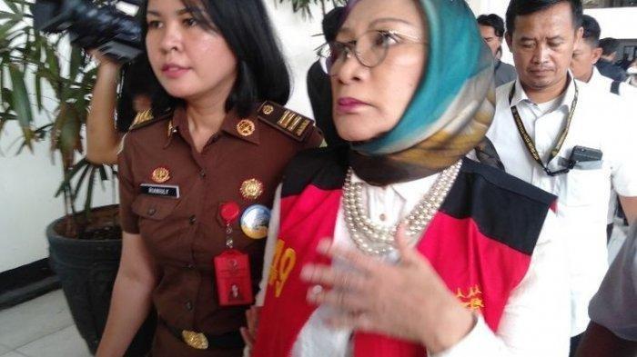 Ratna Sarumpaet Akui Kapok Kritisi Pemerintah, Tak Pedulikan Hasil Pilpres dan Minta Dibebaskan