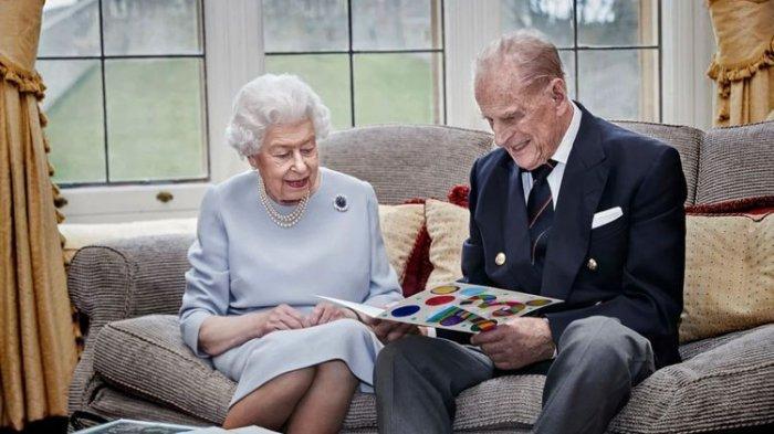 Suami Ratu Elizabeth II, Pangeran Phillip Meninggal Tutup Usia, Berusia Hampir Satu Abad