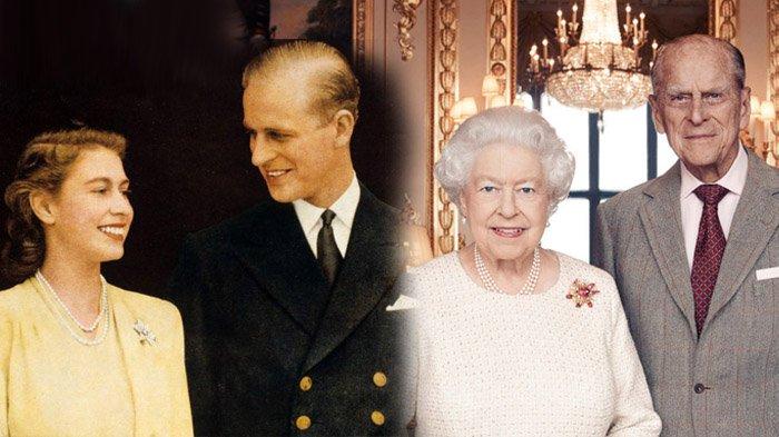 Profil Pangeran Philip, Suami Ratu Elizabeth II yang Meninggal di Usia 99 Tahun