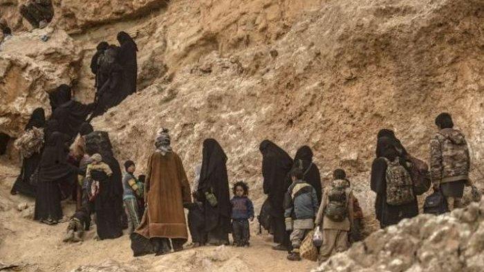 Puluhan WNI Ditemukan di Antara Ribuan Petempur Asing ISIS