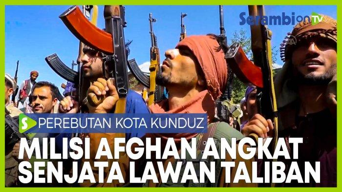 Afghanistan Dibayangi Kekuasaan Taliban