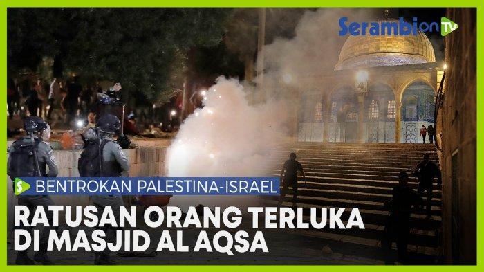Hamas Ingatkan Israel Agar Tak Sentuh Al Aqsa, Masjid Al Aqsa Dasar Pejuangan Melawan Zionisme