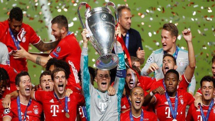 FOTO - Selebrasi Bayern Muenchen Juara Liga Champions Musim 2019-2020 - rayakan-kemenangan.jpg