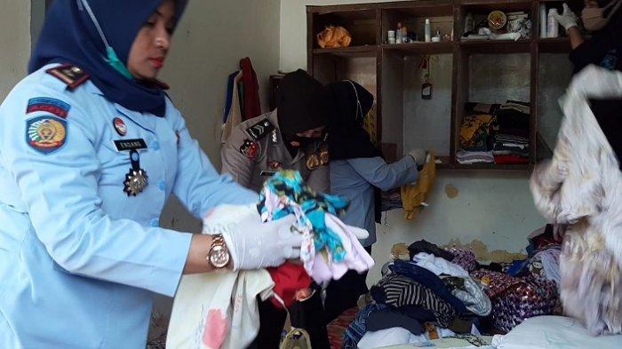 Petugas Razia Lapas Perempuan Sigli, Ini Barang yang Ditemukan