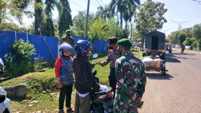 56 Orang di Banda Aceh Diberi Sanksi Sosial Karena tak Pakai Masker