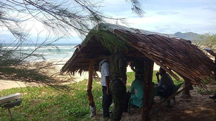 Satpol PP Aceh Besar Razia Prokes Covid-19 di Pantai Babah Kuala, 42 Pengunjung Terjaring