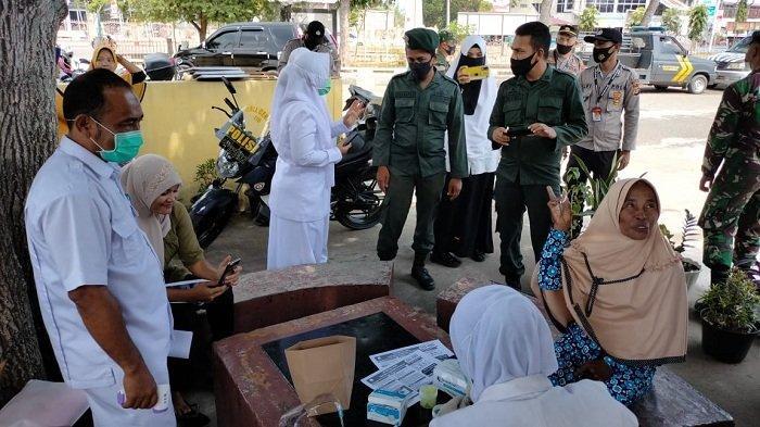 Operasi Yustisi Sasar Zona Barat, Tim Gabungan Jaring 30 Pelanggar Protkes di Dewantara