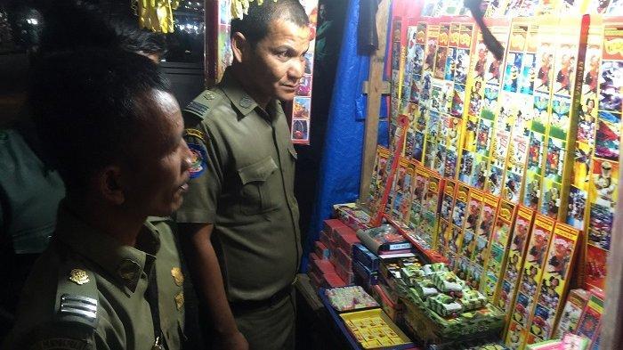 Intensifkan Razia, Petugas Satpol PP akan Sita Mercon dan Petasan di Banda Aceh