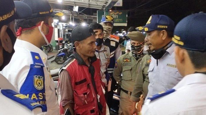 Petugas Dishub Razia Juru Parkir Liar di Kota Banda Aceh, 8 Orang Tertangkap di Kawasan Ini
